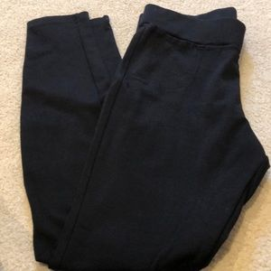 American Giant The Pant - Super Black 6